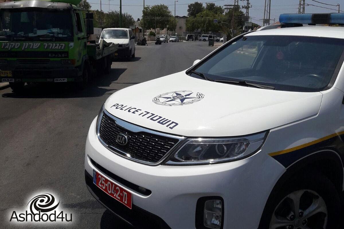 חשוד מרכזי נעצר בפרשת אונס של הקטינה משנת 2015, במלון באשדוד