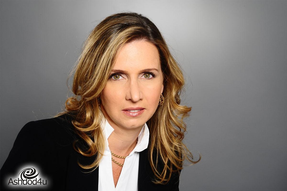 """יו""""ר נמל אשדוד אורנה הוזמן בכור נבחרה לכהן כנציגת ציבור בוועדת סל התרופות"""