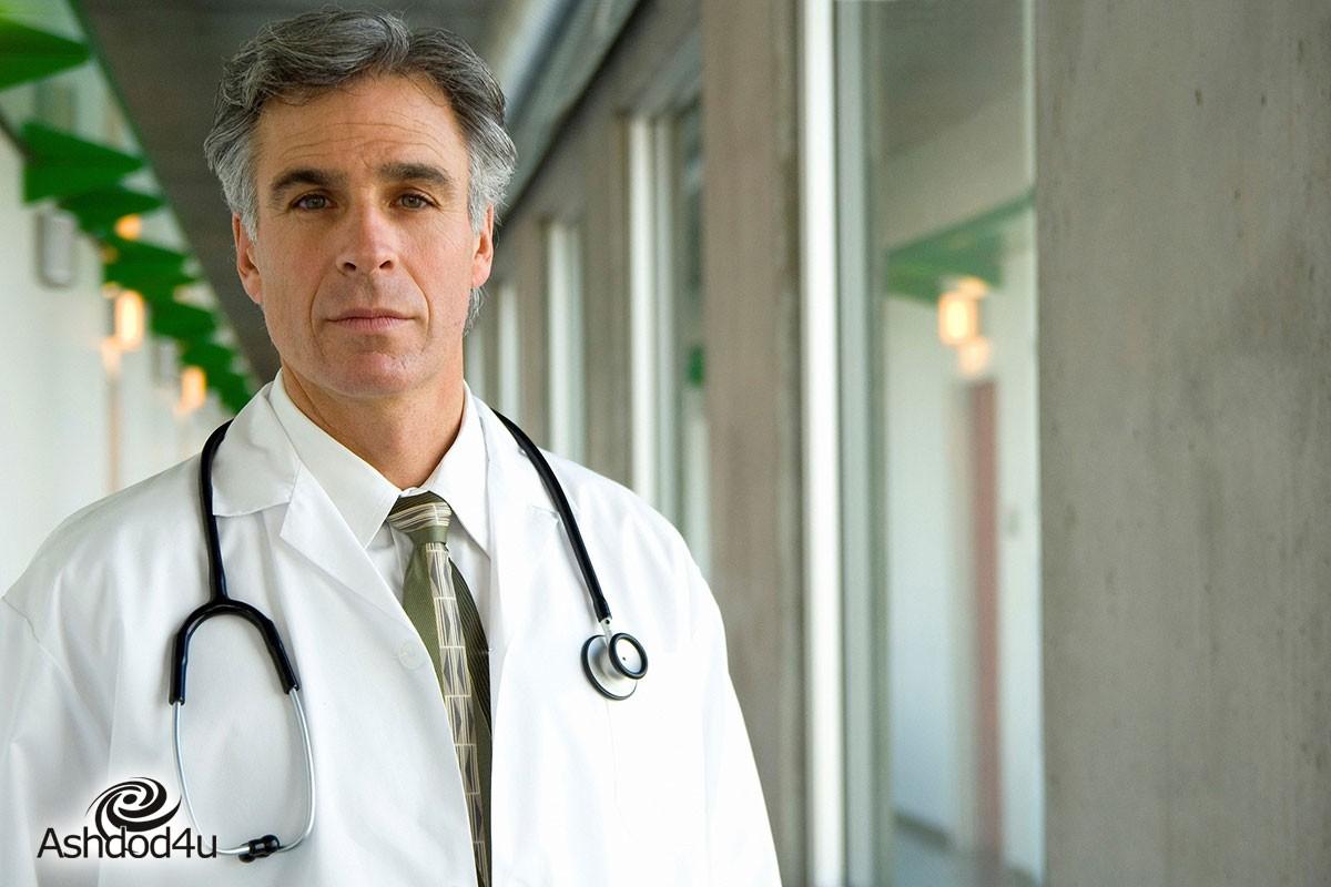 מכבי שירותי בריאות מסכמת את השנה של אשדוד בבריאות