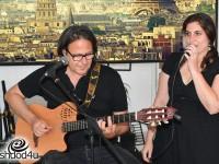 ערב צרפתי של שאנסונים במרכז הישראלי לריהוט