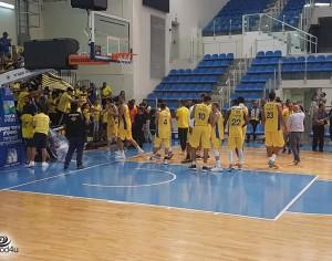 כמה טוב שחזרתם הביתה: 90-61 ענק למכבי אשדוד\באר טוביה על מכבי חיפה