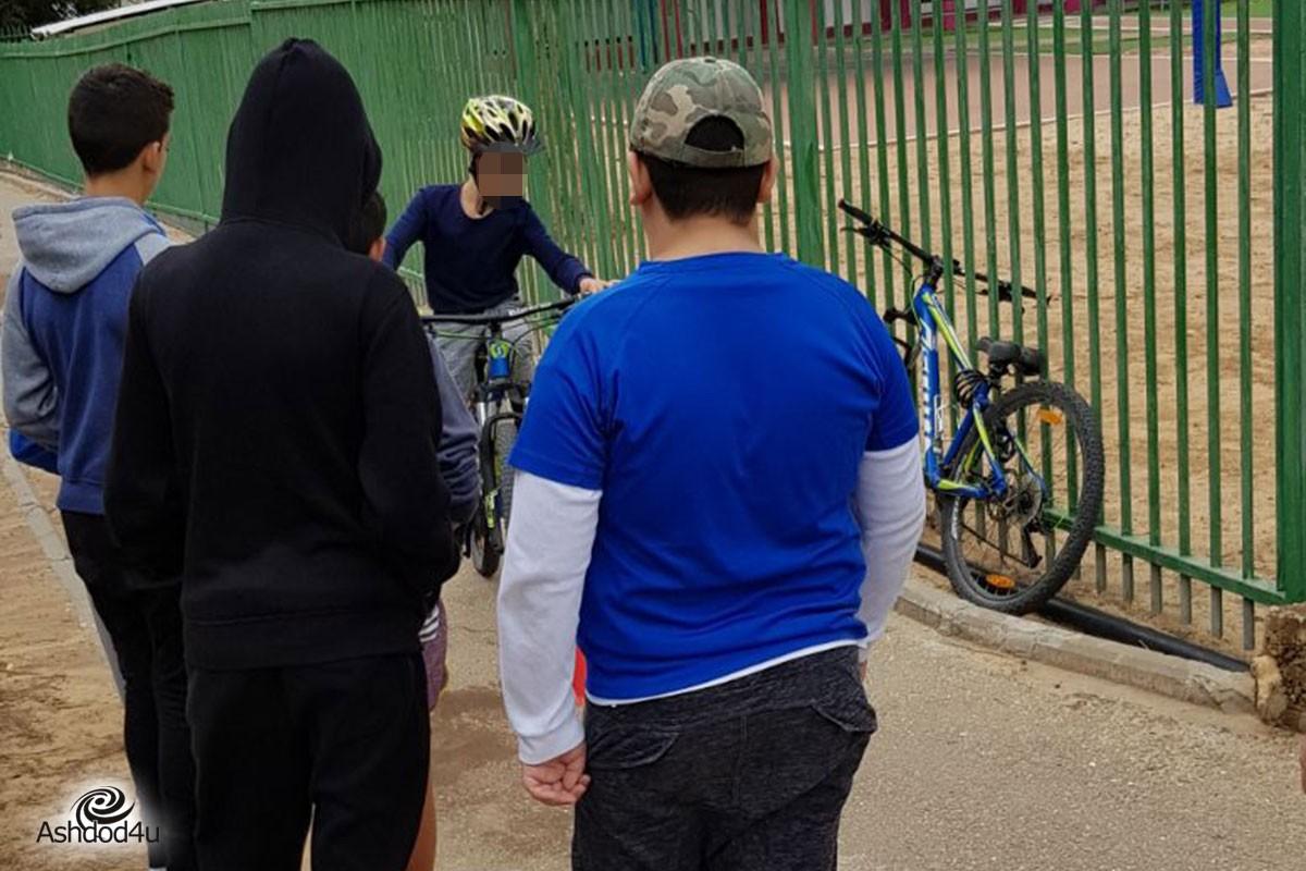 רשות הספורט העירונית מנגישה אופניים לאוכלוסיות מיוחדות