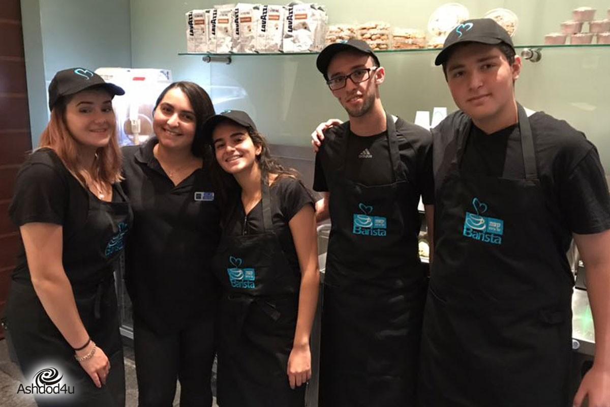 תתחילו להתרגל… רשת קפה ״בריסטה״ חוגגת סניף שני