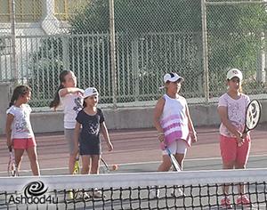 האקדמיה לטניס עורכת מבחני איתור לילדים מצטיינים
