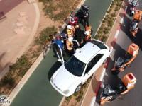 תאונת דרכים במשה דיין – 2 נפגעים