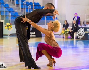 הסתיימה התחרות הבינלאומית לריקודים ספורטיביים באשדוד