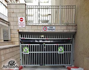 התקנה ותיקון שערים חשמליים