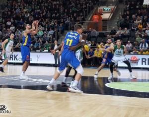 ממשיכים להתרומם: 87-74 גדול למכבי אשדוד מול מכבי חיפה
