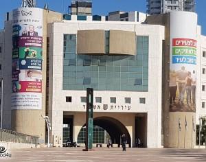 עיריית אשדוד תשלם 100 אלף ₪ לדוור שנפל במדרכה ברובע ח'