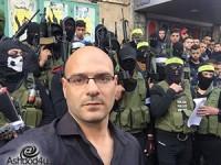"""מדאע""""ש לחמאס: ישראלי בארץ הטרור האסלאמי"""