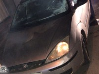 קטין בן 13 נתפס נוהג על רכב שגנב עם חבריו