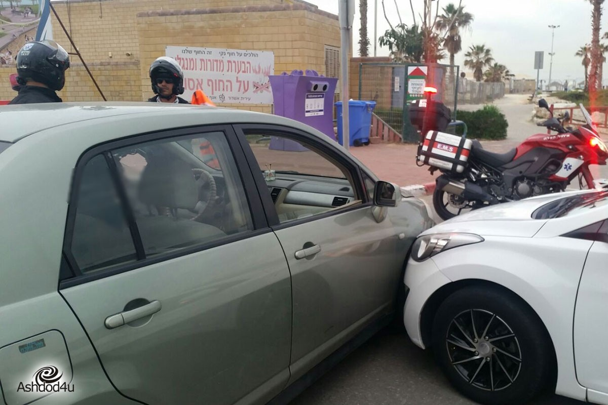 כ-163 אלף ₪ לצעיר אשדודי שנפגע בתאונת דרכים