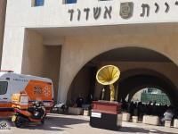 """שני בשלייקס"""" התקיים ברחבת העירייה באשדוד."""