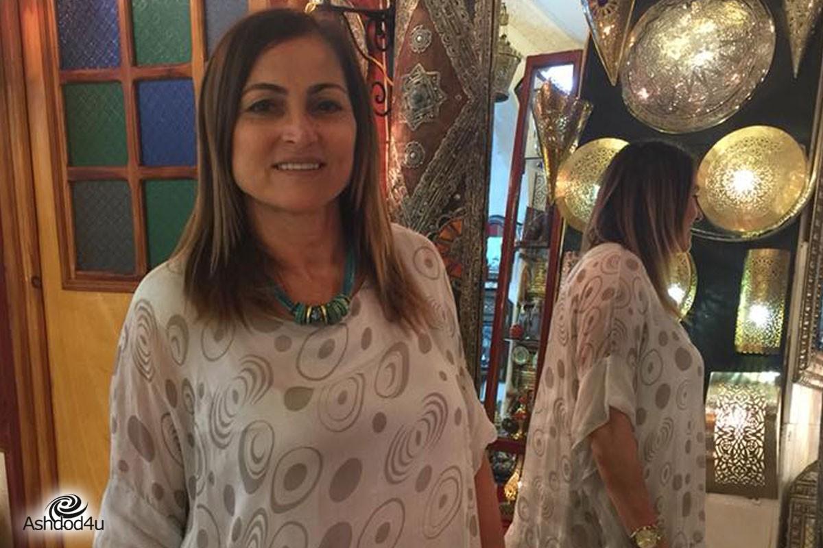 סימונה מורלי… אתנחתא במרוקו