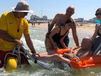 מיכאל קורץ מבאר שבע הגשים חלום:  לראות ולהרגיש את הים
