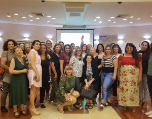 פורום נשות העסקים של אשדוד התכנס השבוע