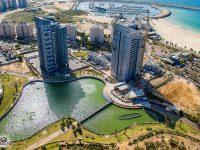 סיפור חדש מתחיל בפארק אשדוד ים