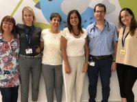 הצלחה למודל פורץ דרך: מנחת הורים במחלקה כחלק מהסגל הטיפולי באסותא