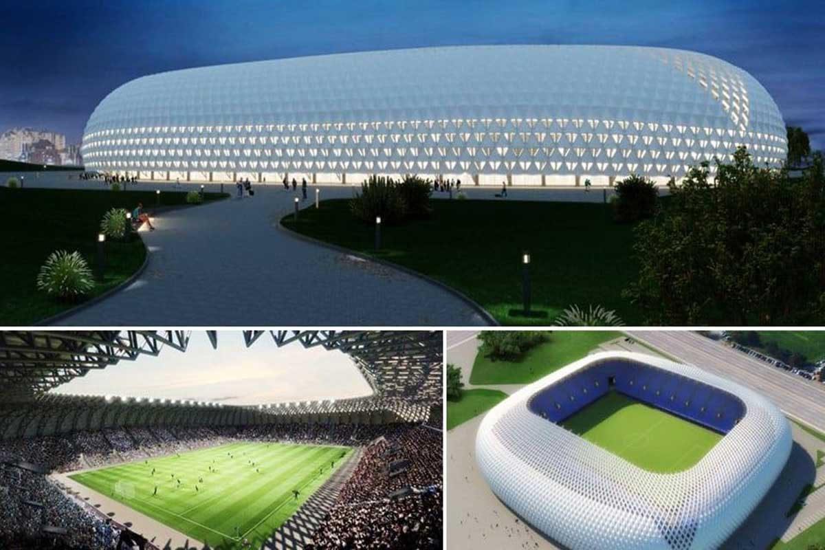 ראש העיר חשף את האצטדיון החדש של אשדוד. הפתיחה 2022