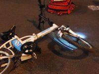 קללת האופניים החשמליים: בן 18 נחבל בראשו