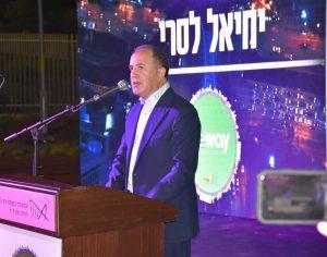 לסרי: ״לא מצטער על פרוייקט ה-Reway – למרות הנזק הפוליטי״