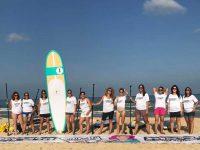 הלביאות חגגו את ״יום ניקיון החופים הבינלאומי״