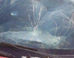 רוכב אופניים חשמליים בן 17 נפגע בתאונה
