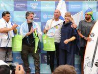 עדי קלנג זכה במקום ה-2 באליפות דרום אמריקה בגלישת גלים לאנשים עם מוגבלות