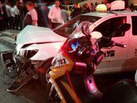 2 פצועים בתאונה ברח׳ אח״י אילת