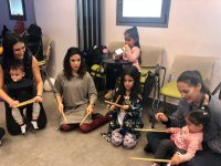 אסותא אשדוד: נפתחה קייטנה לילדי העובדים