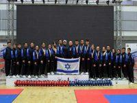 המרכז הישראלי לטאיקוון-דו ITF חוזר מגביע אירופה עם שלל מדליות