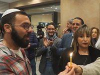 הדלקת נר של התזמורת האנדלוסית אשדוד במרוקו