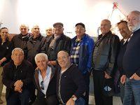 מפגש היסטורי בנמל אשדוד