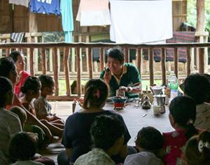 ילדי היער של ביהיפ: הפרויקט שמציל מאות ילדים ממשטר דיכוי, ניצול ומעבדות