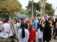יום חג למדע בחווה החקלאית באשדוד