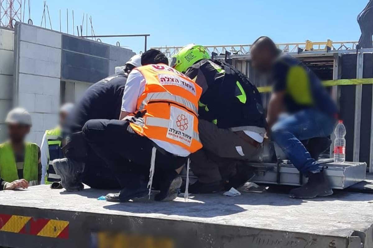 בת 11 נפגעה מרכב מאשדוד – מצבה בינוני