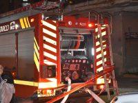 חילוץ נועז של עובדי נמל שנתקעו בגובה רב