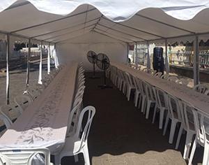 השכרת אוהל אבלים באשדוד – אוהלי נועם