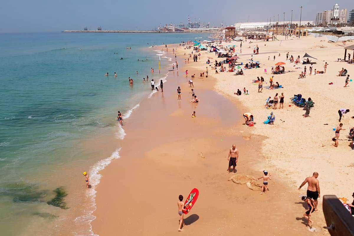 התקבלה התנגדות הפורום לאיכות הסביבה לתוספות בבתי המלון בחוף לידו