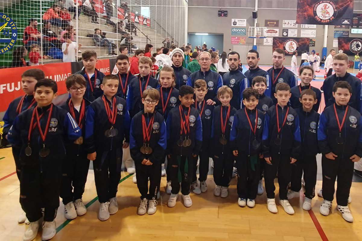 23 מדליות לנציגי הטאיקוון-דו האשדודים