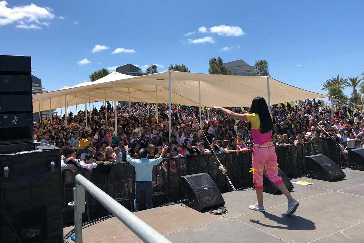 פסטיפארק אשדוד – אלפים גדשו את הפארק