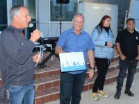 כבוד מלכים ליורם גרינברג ז״ל במרינה באשדוד