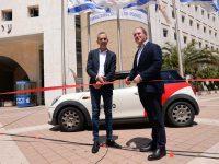 CAR2GO השיקו היום את מיזם הרכב השיתופי באשדוד