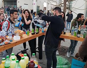 """חגיגה של ידע בפסטיבל ה""""פריסקול"""" הראשון באשדוד"""