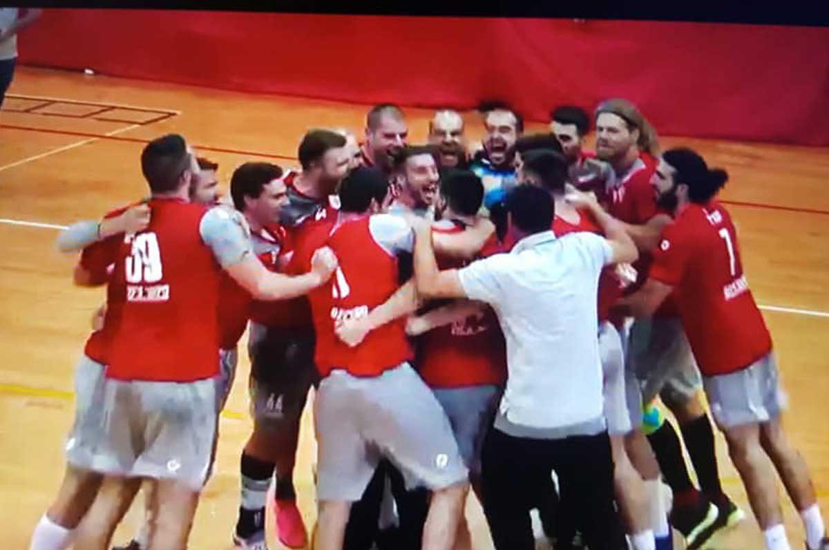 הפועל sp אשדוד עולה לראשונה לגמר אליפות ישראל.