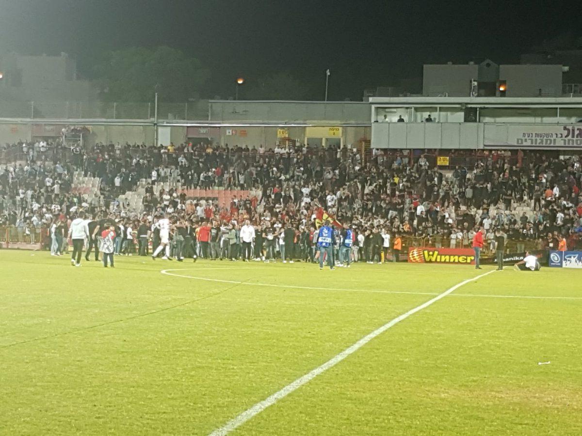 9 הנשמות של מ.ס אשדוד – נשארה בליגת העל