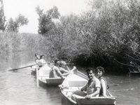 הרימו עוגן: השייט העממי חוזר לנחל לראשונה מזה 50 שנה