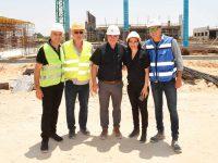 ״המפתח למניעת תאונות באתרי בנייה תלוי בנו, בעובדי הבניין ובממשלה״