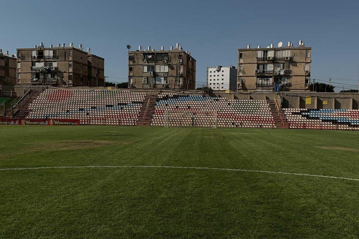 אצטדיון היא׳ הוכשר לדרישות מנהלת הליגה