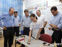 באשדוד מחנכים למדע ולטכנולוגיה